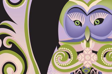 Owl Love Nest